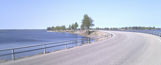 Väg 272 / Boviksvägen