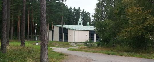 Kyrkor i Gävle – Björsjö kyrka