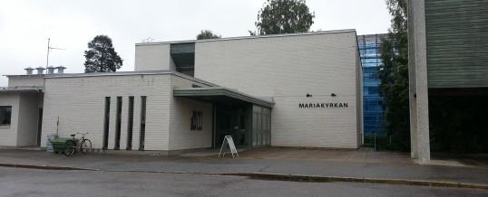 Kyrkor i Gävle – Mariakyrkan