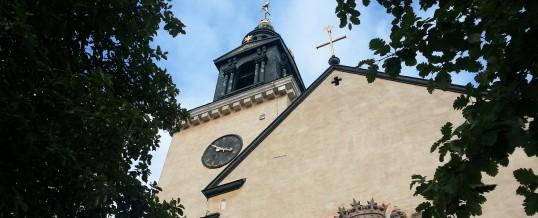 Kyrkor i Gävle – Staffanskyrkan