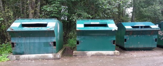 Recycling – 6 Sätra