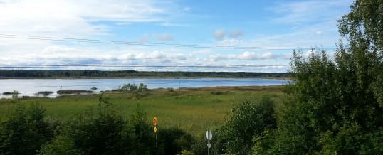 Mårdängsjön runt #2 – Banvaktarstugan