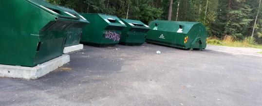 Recycling – 12 Gävle