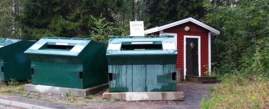 Recycling – 5 Sätra